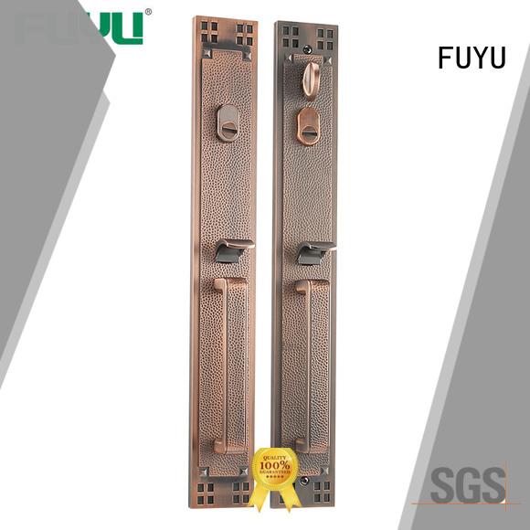 FUYU internal door locks supplier for shop