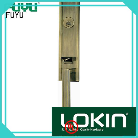 online door handle lock fit on sale for indoor