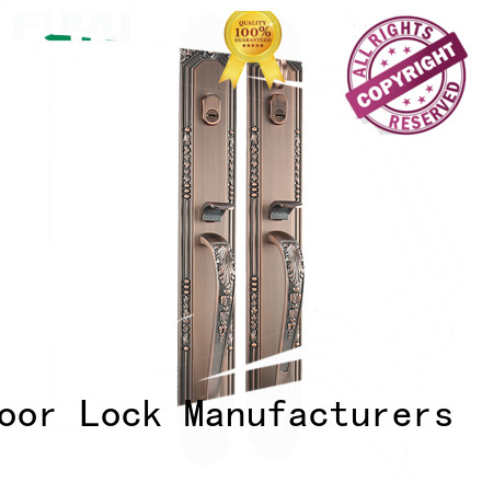 FUYU durable apartment door locks meet your demands for indoor