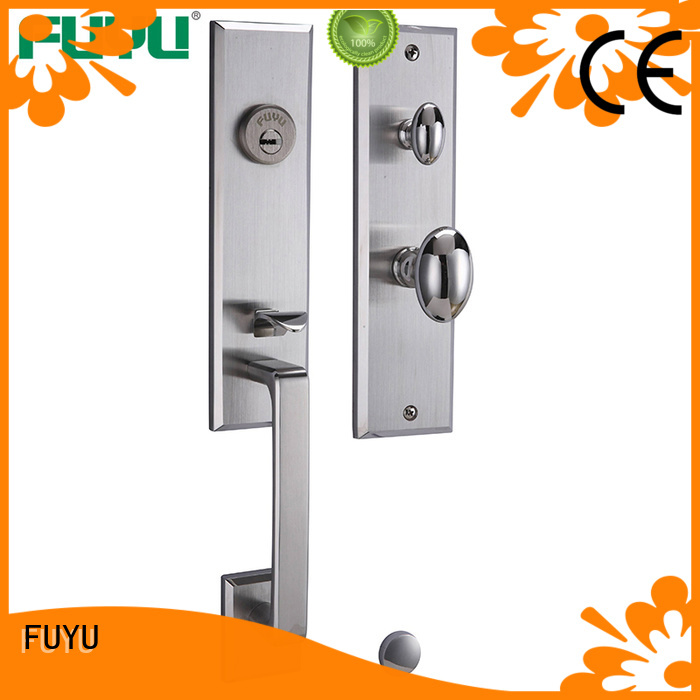 FUYU complete indoor lock key extremely security for home