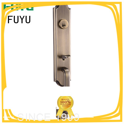 lock tubular lever lock decorative for home FUYU