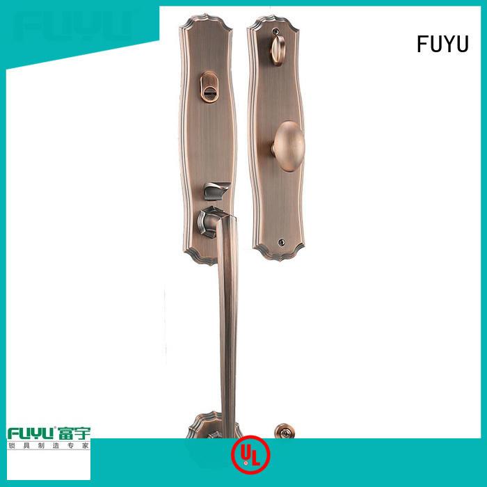 FUYU grip handle door lock for sale for home
