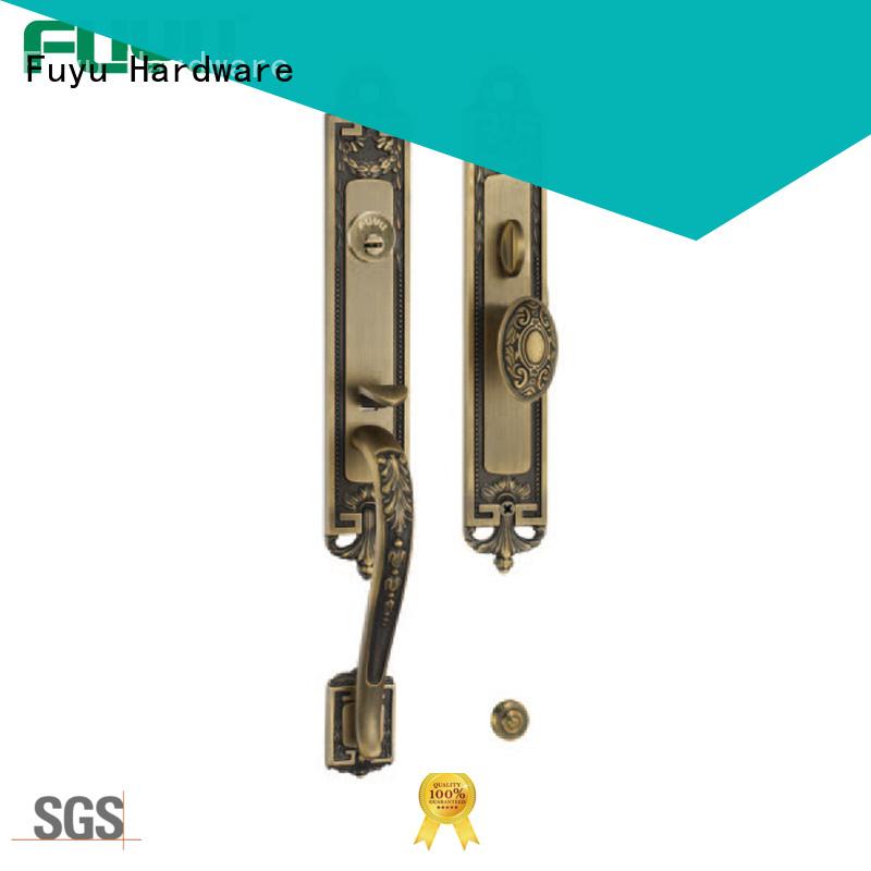FUYU durable door lock grade for shop
