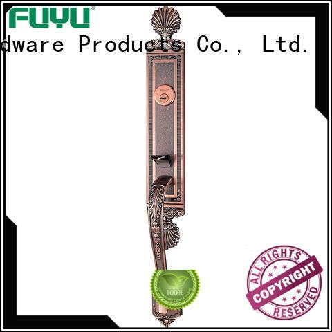 FUYU internal door locks manufacturer for wooden door