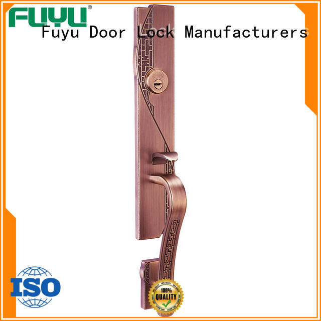 FUYU durable door handle lock on sale for indoor