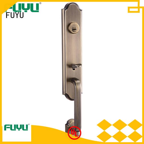 durable zinc alloy door lock top meet your demands for shop