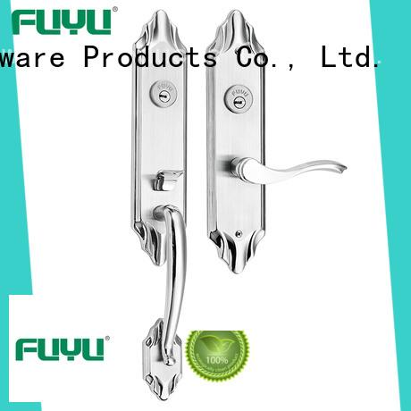 FUYU high security entry door locks for sale for entry door