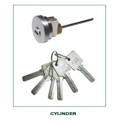 online stainless steel security door lock cylider with international standard for mall-3
