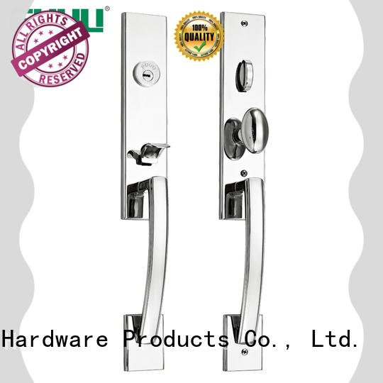 FUYU durable stainless door lock extremely security for mall
