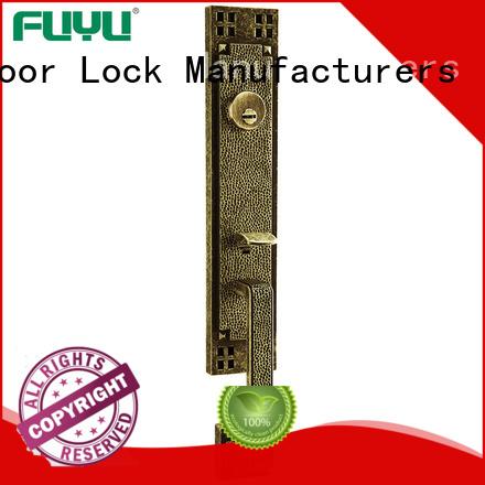 online lock manufacturing zinc with latch for wooden door