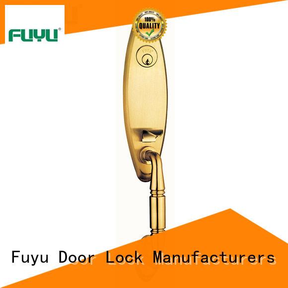 FUYU custom high security door locks manufacturer for home