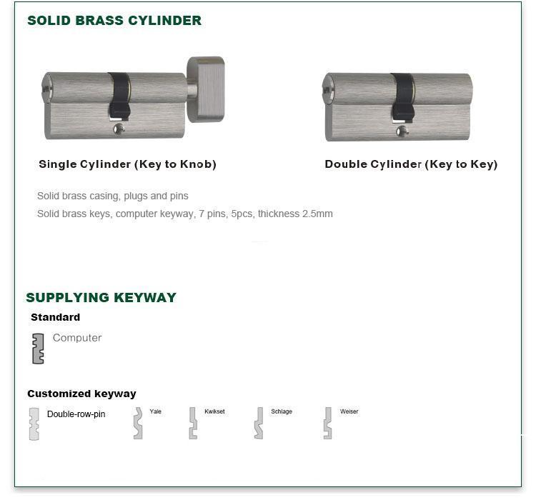 wholesale mortise door hardware on sale for entry door-3