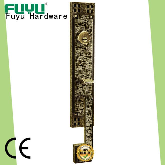 FUYU durable lock manufacturing meet your demands for wooden door