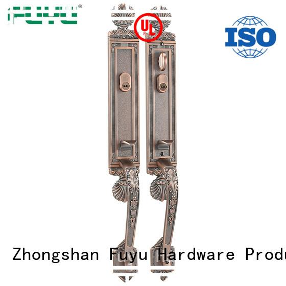 quality zinc alloy door lock for wooden door die with latch for entry door