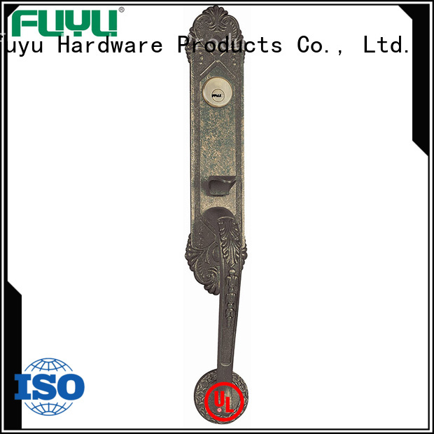 Zinc Alloy Mortise Lock In Different Finish From OEM Factory
