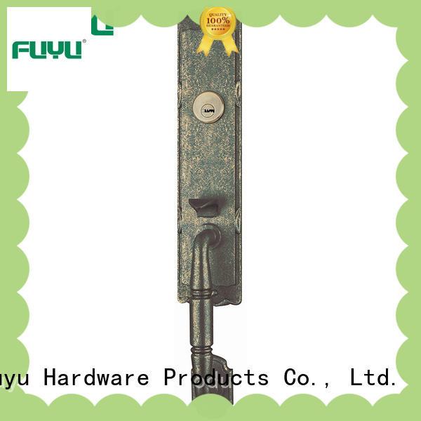 FUYU solid simple door lock meet your demands for mall
