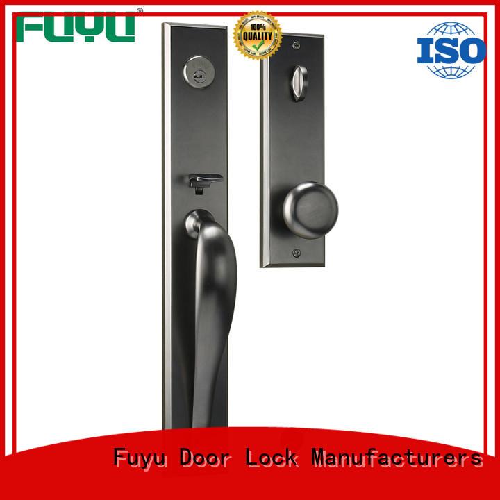 FUYU cycle door handle lock meet your demands for mall