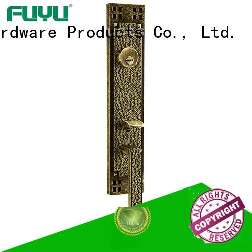 application-door lock manufacturer -china door lock -door lock supplier-FUYU-img
