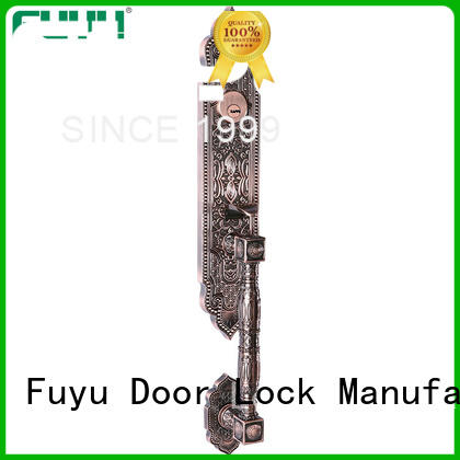 durable zinc alloy lock iron on sale for indoor