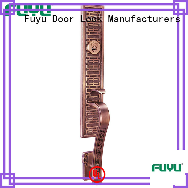 FUYU internal door locks supplier for entry door