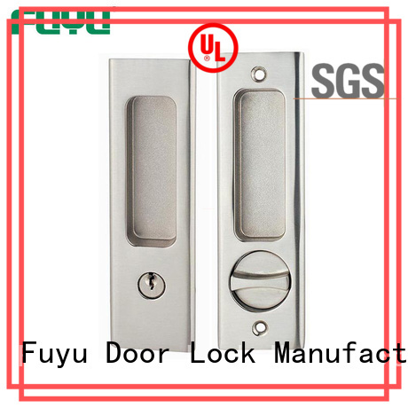 FUYU high security sliding door security lock supplier for home
