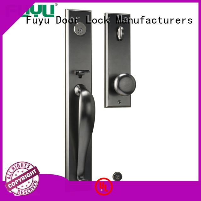 high security entry door locks manufacturer for home