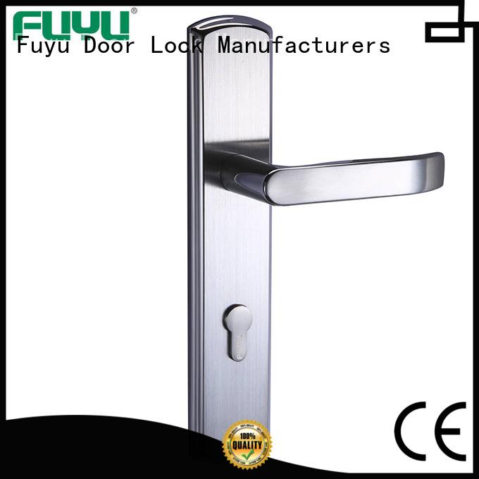 FUYU electric modern door locks with international standard for shop