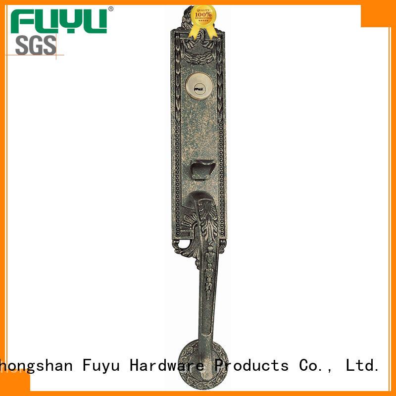 durable zinc alloy door lock for wooden door entry meet your demands for shop