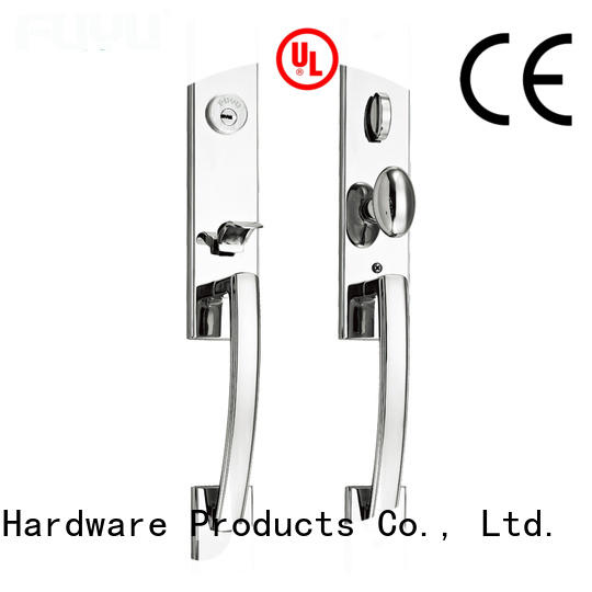 Stainless Steel 304 Egg Knob Mortise Handle set Locks Dubai