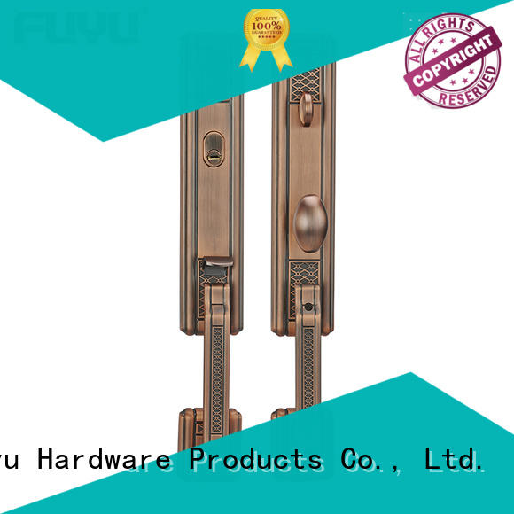 FUYU antipanic five lever lock meet your demands for mall