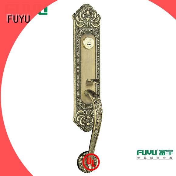 quality zinc alloy door lock for wood door branded on sale for indoor