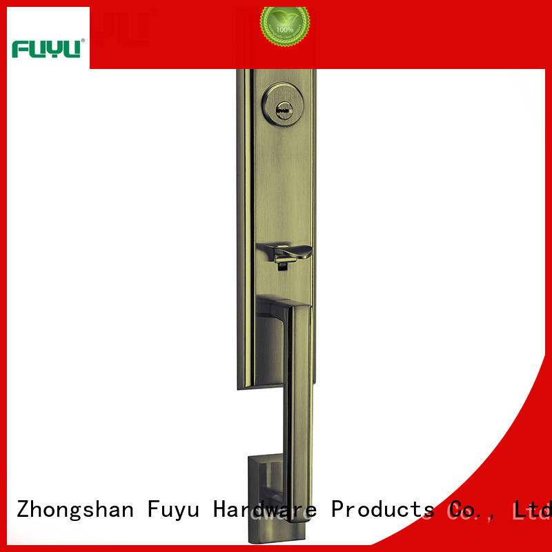 durable zinc alloy villa door lock meet your demands for shop