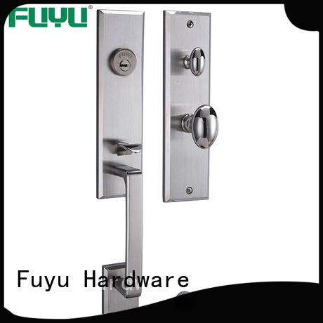 FUYU sale stainless steel mortice lock on sale for shop