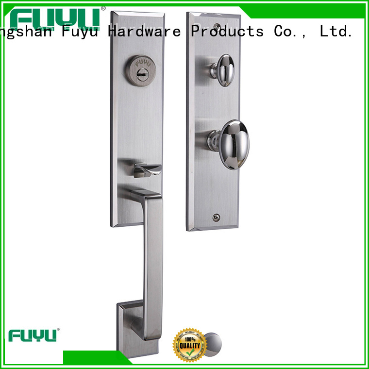online stainless steel security door lock cylider with international standard for mall