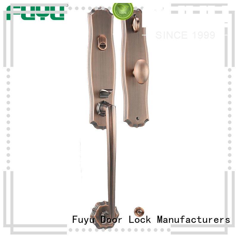 FUYU entry door locks manufacturer for home