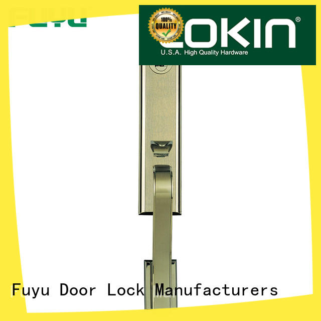 FUYU zinc lock manufacturing on sale for mall