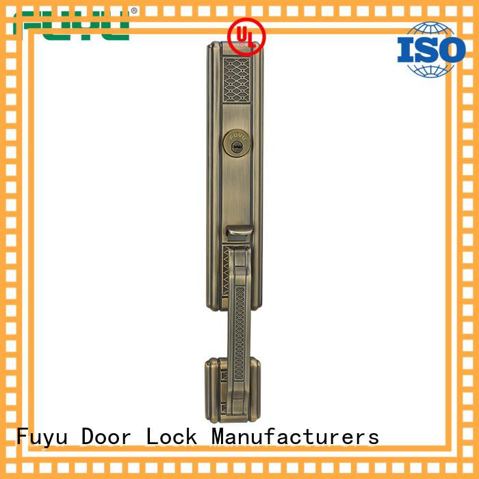 online zinc alloy door lock for metal door modern with latch for indoor