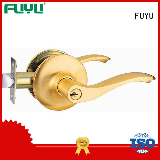 FUYU high security door lock design on sale for indoor