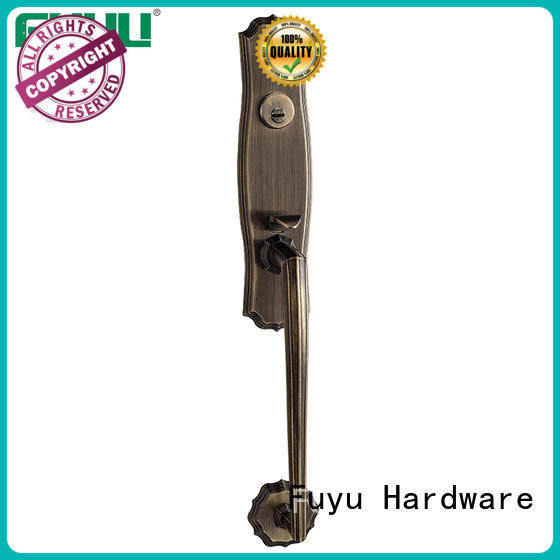 Standards 800,000 Cycle Test Main Door Locks