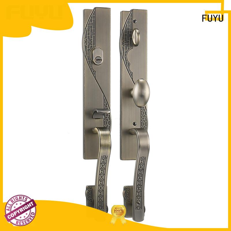 FUYU online zinc alloy mortise door lock on sale for shop